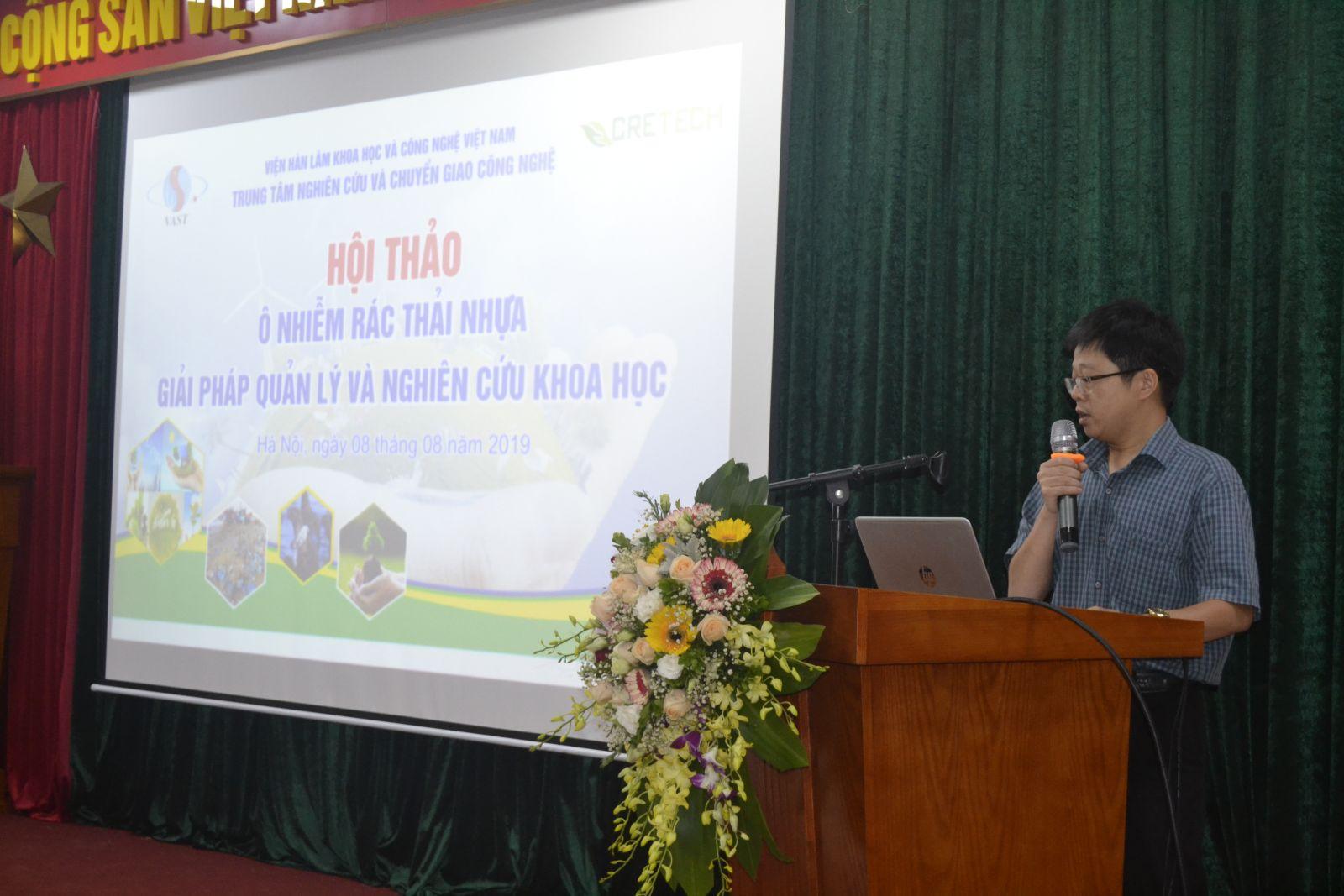 PTN trọng điểm về An toàn thực phẩm và Môi trường, Viện Hàn lâm Khoa học và Công nghệ Việt Nam